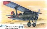 AZUR 1/72 Polikarpov I-15 Chato