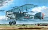 AZUR-FRROM 1/72 Potez 25 moteur Lorraine