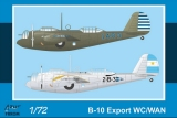 AZUR-FRROM 1/72 Martin B10 export