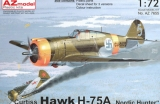 AZ-MODELS 1/72 Curtiss H75A Finlande