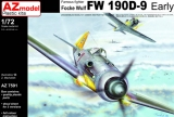 "AZ-MODELS 1/72 Focke-Wulf Fw190D9 ""early"""