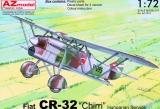 AZ-MODELS 1/72 Fiat CR32bis Hongrie