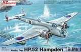 AZ-MODELS 1/72 Handley-Page Hampden TB MkI