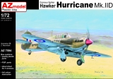 AZ-MODELS 1/72 Hawker Hurricane MkIID