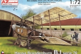 AZ-MODELS 1/72 Hansa-Brandenburg B1 serie76