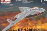 AZ-MODELS 1/72 Junkers EF128E/N1