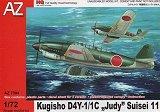 AZ-MODELS 1/72 Kugisho D4Y1/1C Suisei 11