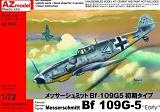 AZ-MODELS 1/72 Messerschmitt Bf109G5 early