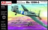 AZ-MODELS 1/72 Messerschmitt Bf109H0 Höhenjäger
