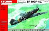AZ-MODELS 1/72 Messerschmitt Bf109F4/z
