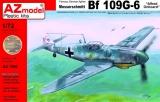 AZ-MODELS 1/72 Messerschmitt Bf109G6 Grislawski
