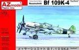 AZ-MODELS 1/72 Messerschmitt Bf109K4