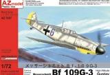 AZ-MODELS 1/72 Messerschmitt Bf109G3