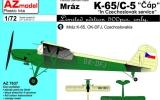 AZ-MODELS 1/72 Mraz K65/C5