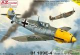 AZ-MODELS 1/72 Messerschmitt Bf109E4 aces