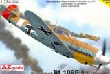 AZ-MODELS 1/72 Messerschmitt Bf109F4 Marseille