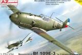 AZ-MODELS 1/72 Messerschmitt Bf109E3 Yougoslavie