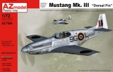 AZ-MODELS 1/72 North-American P51C