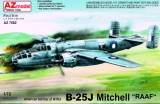 AZ-MODELS 1/72 North-American B25J RAAF