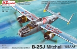 AZ-MODELS 1/72 North-American B25J USAAF