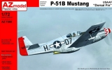 AZ-MODELS 1/72 North-American P51B