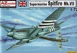 AZ-MODELS 1/72 Supermarine Spitfire HF MkVII