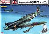"AZ-MODELS 1/72 Supermarine Spitfire MkIX ""aces"""