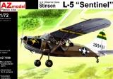AZ-MODELS 1/72 Stinson L5 Sentinel