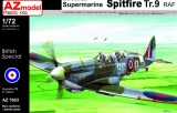 AZ-MODELS 1/72 Supermarine Spitfire TR MkIX