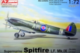 AZ-MODELS 1/72 Supermarine Spitfire LF MkIX Bubble