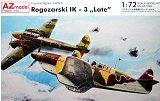 """AZ-MODELS 1/72 Rogozarski IK3 """"late"""""""