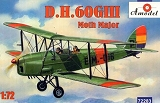 A-MODEL 1/72 De Havilland DH60 G-III