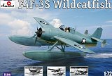 A-MODEL 1/72 Grumman F4F3-S Wildcatfish