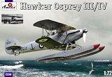 A-MODEL 1/72 Hawker Osprey MkIII/IV