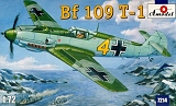 A-MODEL 1/72 Messerschmitt Bf109T1