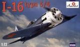 A-MODEL 1/72 Polikarpov I-16 type5/6