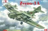 A-MODEL 1/72 Zveno 1A (TB1 et I-5)