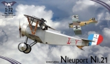 BAT PROJECT 1/72 Nieuport Ni21