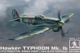 "BRENGUN 1/72 Hawker Typhoon MkI B ""late"""