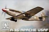 BRENGUN 1/72 North-American A36 USAAF