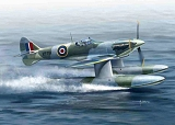 BRENGUN 1/72 Supermarine Spitfire MkVb hydravion