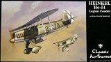 CLASSIC AIRFRAMES 1/48 Heinkel He51 Legion Condor