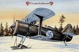CLASSIC AIRFRAMES 1/48 Polikarpov I-152 Finlande