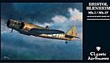 CLASSIC AIRFRAMES 1/48 Bristol Blenheim MkI/IF