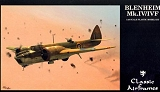 CLASSIC AIRFRAMES 1/48 Bristol Blenheim MkIV/IVF