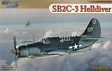 CYBER-HOBBY 1/72 Curtiss SB2C3 Helldiver