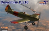 DORA WINGS 1/48 Dewoitine D510 Espagne
