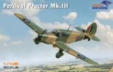 DORA WINGS 1/48 Percival Proctor MkIII