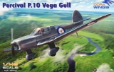 DORA WINGS 1/48 Percival Vega Gull