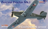 DORA WINGS 1/72 Percival Proctor MkI